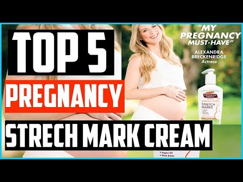 Top 5 Best Pregnancy Strech Mark Cream in 2020
