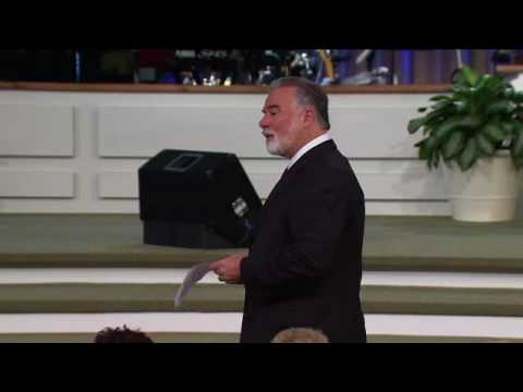 REAL FAITH: On Solid Ground(Part 4)(July 9,2017) Keith Moore