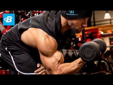 How to Build Bigger Arms | Julian Smith