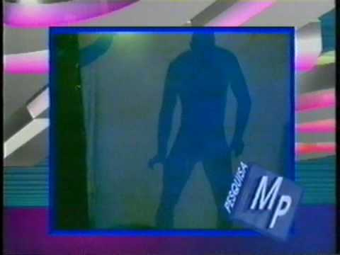 Chamada do Programa Marcia Peltier Pesquisa - Tv Manchete, 1997