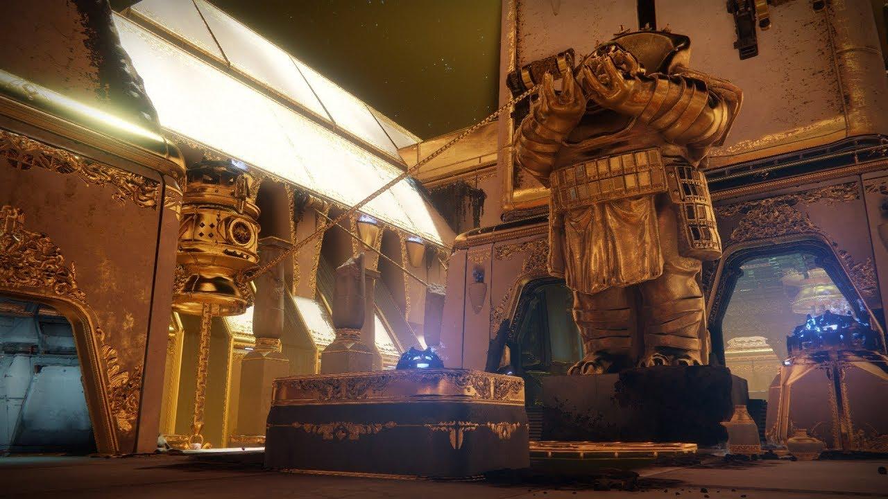 Destiny 2 Leviathan raid guide and walkthrough: Checkpoints
