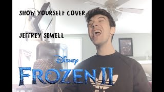 Download lagu Show Yourself - Frozen 2 - (Idina Menzel, Evan Rachel Wood) COVER - Jeffrey Sewell