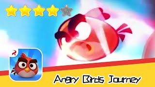 Angry Birds Journey 106 Walkthrough Fling Birds Solve Puzzles Recommend index four stars