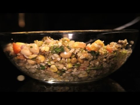 Sprout Chaat By Archana