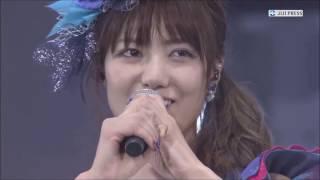 3月4日 宮澤佐江卒業コンサートのダイジェスト版です。後半の曲を削除...