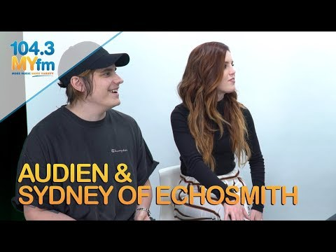 Dave Styles - Audien and Sydney From Echosmith Talk About Collaborating And More!