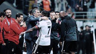 Quaresma'nın frikik golü | Beşiktaş-Yeni Malatya 22.04.18