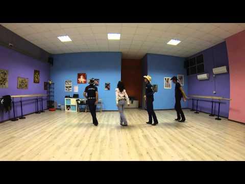 Aaryn's Spirit Line Dance