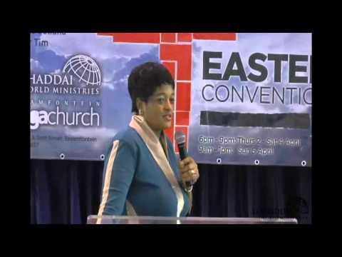 Apostle Juliana Magaiza THE BLOOD OF JESUS PART2 B