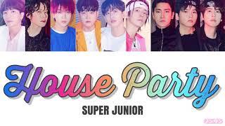 ご視聴ありがとうございます   House Party SUPER JUNIOR (슈퍼주니어) The Renaissance MV ➧ https://youtu.be/BtJMOVKjhUo.