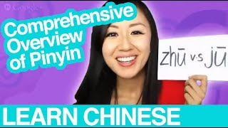 Comprehensive Pinyin Review (Part 1) - Google Hangout with Yangyang