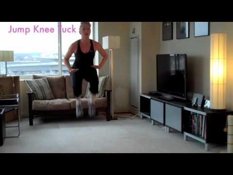 P90X in 90 Seconds: Plyometrics Workout Video