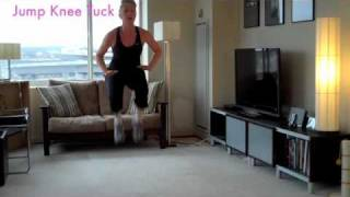 Download lagu P90X in 90 Seconds Plyometrics Workout MP3