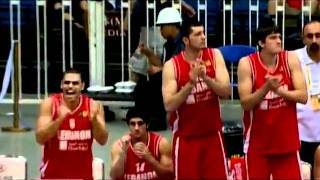 FIBA2010WC-レバノン代表(予選Dグループ・世界ランク24位)