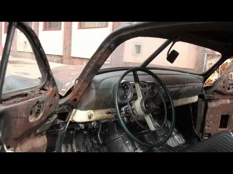 Patina Kustom Machine Chevy 53 Belair