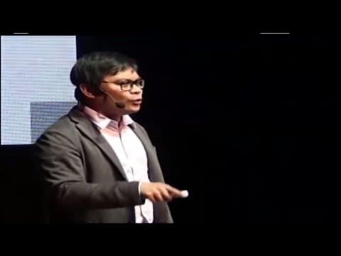 Language We Breathe In | Ian Casocot | TEDxSillimanU