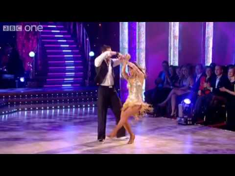 Rachel and Vincent - Strictly Come Dancing 2008 Round 7 - BBC One