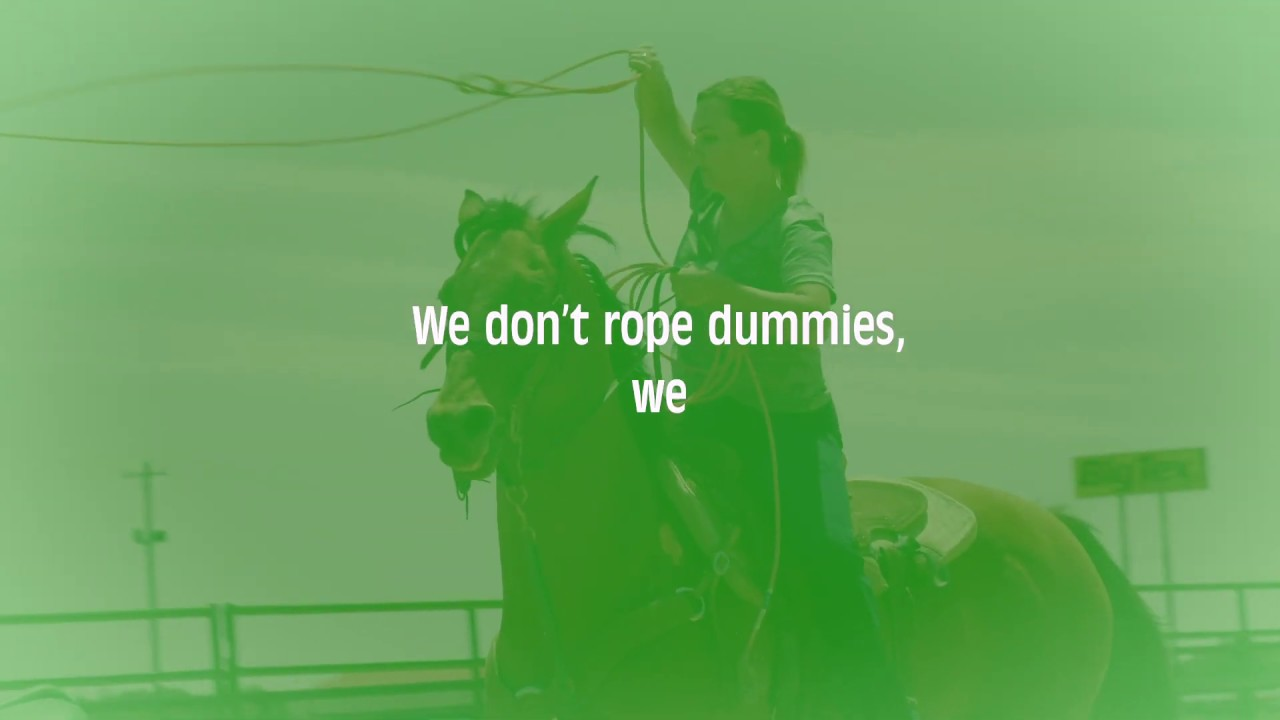 Smarty Roping | We Don't Rope Dummies