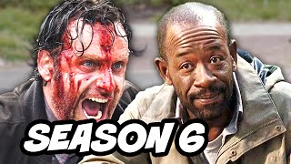 Walking Dead Season 6 Preview - Rick Grimes vs Morgan