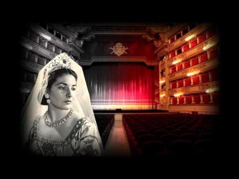 Maria Callas - Il Trovatore Opening Aria La Scala 1953 GREAT SOUND!
