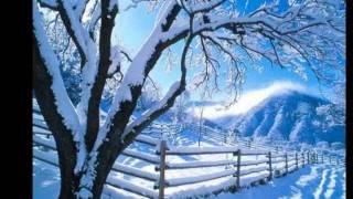 Белые снежинки кружатся с утра ...Г. Гладков