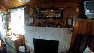 Cabin at Crooked Lake