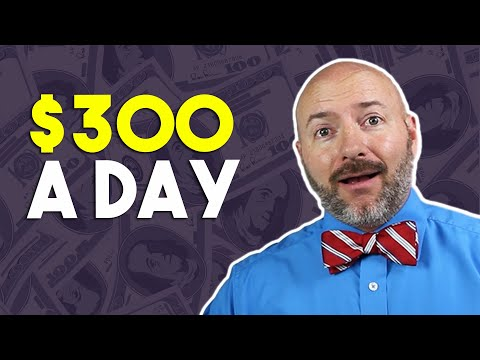 Side Hustle Success: How to Make 300 Dollars a Day