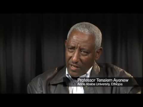 Professor Tenalem Ayenew, Addis Ababa University, Ethiopia
