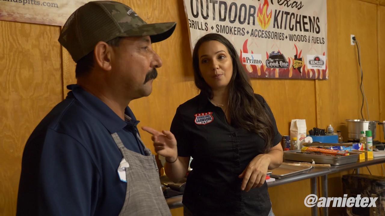 Arnietex Jess Pryles Backyard Class South Texas Outdoor Kitchens