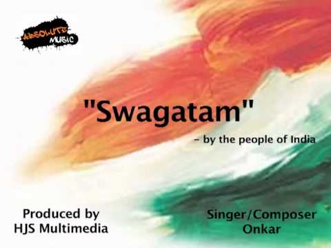 Swagatam | By The People of India | Full song | Indian