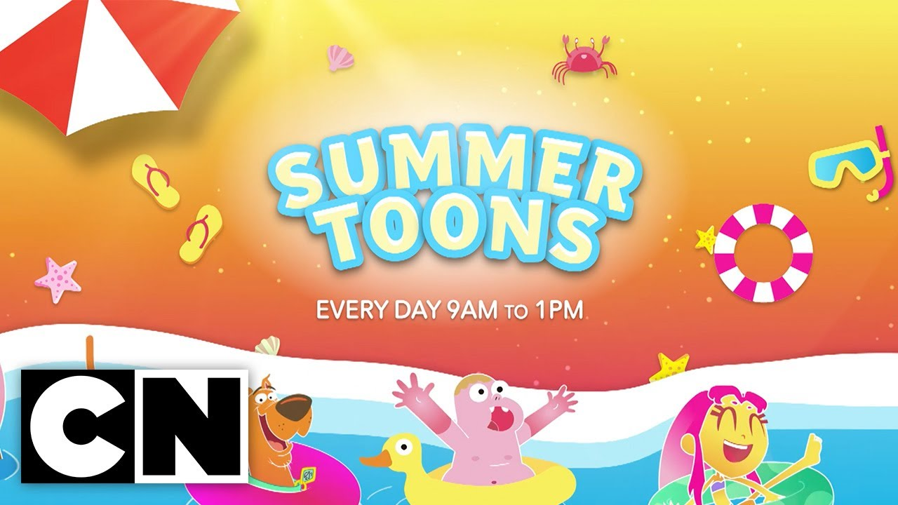 summer toons watch win cartoon network youtube