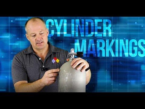 Cylinder Markings