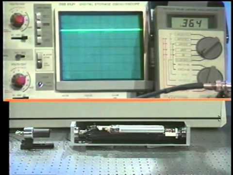 shop Vibration Measurement and Analysis