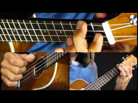 Fire And Rain By James Taylor Ukulele Lesson Fingerstyle Chords