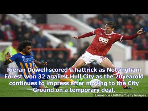 Should everton recall in-form dowell from forest loan in january?- [News 24h]