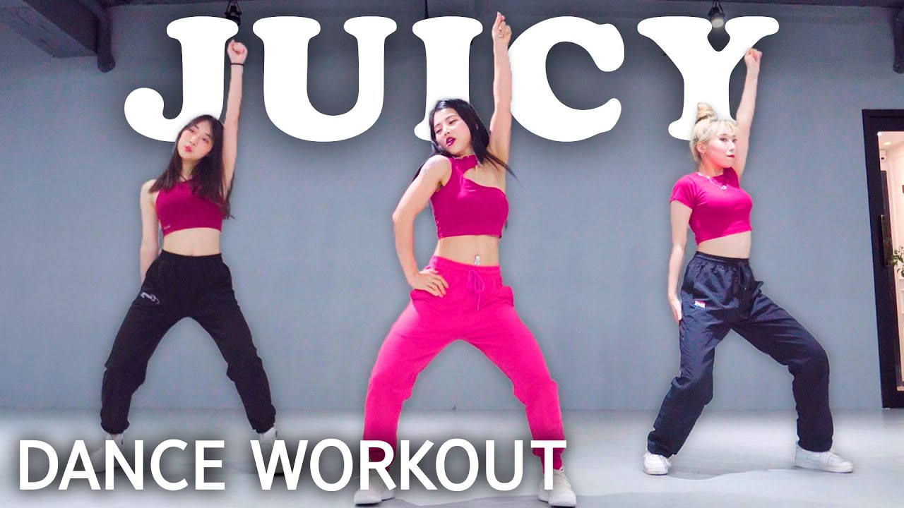[Dance Workout] Doja Cat, Tyga - Juicy | MYLEE Cardio Dance Workout, Dance Fitness