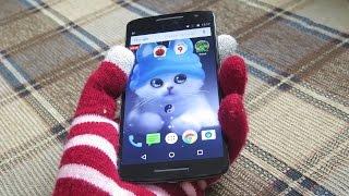Обзор смартфона Motorola Moto X Play