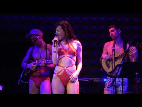 The Skivvies And Lena Hall - Believer/You Don't Get Me High Anymore