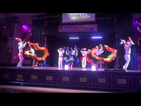 Costa Rica Folk Dance #2