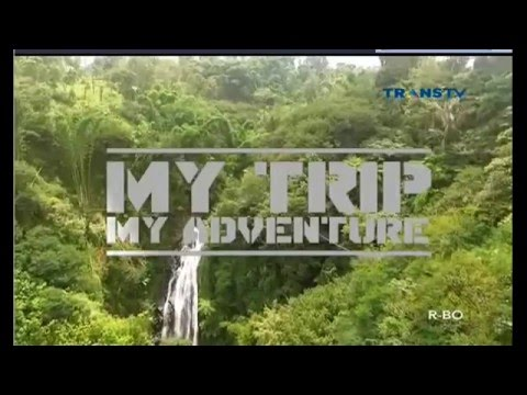 MY TRIP MY ADVENTURE, CURUG MUARA JAYA - MAJALENGKA!!