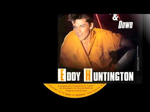 EDDY HUNTINGTON - Up & Down (Instrumental)(1987)HD