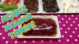 Acuka Nasıl Yapılır, Acuka Tarifi, Çemen Tarifi, Kahvaltılık Sos (ACISIZ)