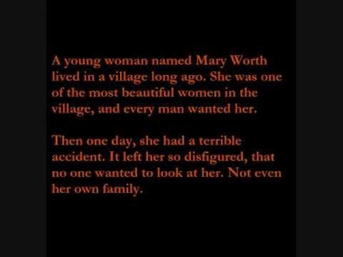 Scary Story 3 - Bloody Mary - YouTube