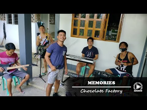 Memories - Chocolate Factory (Cover by Adusoo)