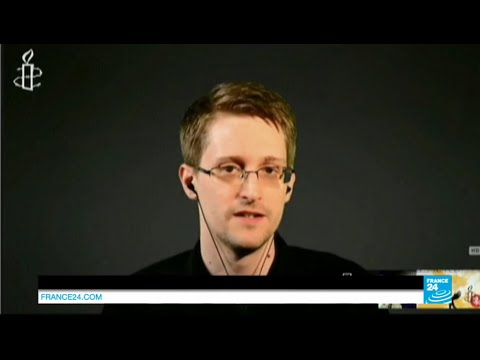 Freedom Act: Edward Snowden speaks out on surveillance reform