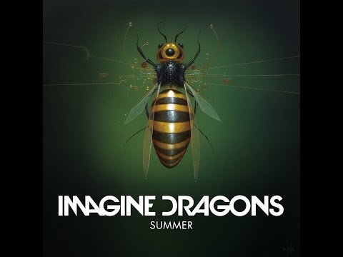 Imagine Dragons - Summer (Lyrics)