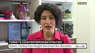 Gambar cover Strait Talk: Interview with researcher Merve Seren on Turkey's counterterrorism strategy