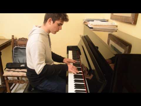 Alok Bruno Martini feat Zeeba - Hear Me Now piano cover by Giovanni Lombardo