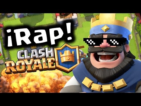 """RAP CLASH ROYALE -TROPAS"" Antrax ft. AdRy Brix ☣"