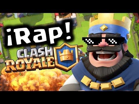 """""""RAP CLASH ROYALE -TROPAS"""" Antrax ft. AdRy Brix ☣"""